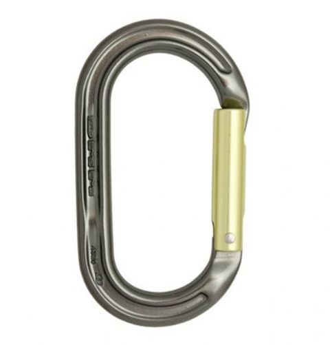 DMM Ultra O Oval Straight Gate Carabiner / Climbing